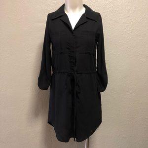 Sienna Sky Black Dress XS